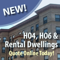 HO4, HO6 & Rental Dwellings