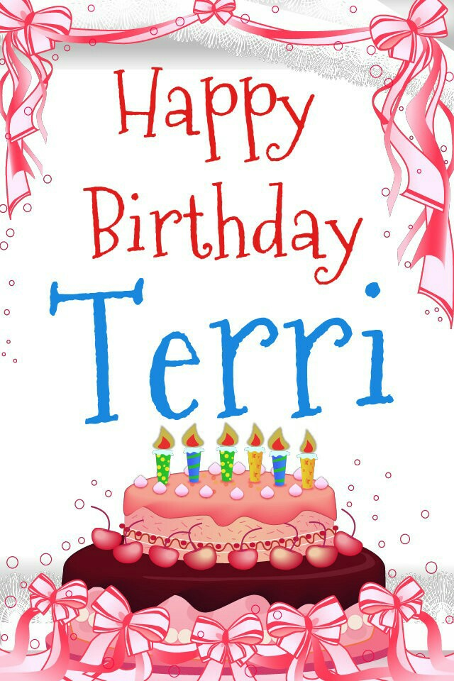 Happy Birthday Terri Jackson Sumner Amp Associates