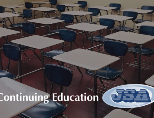 JSA Continuing Education