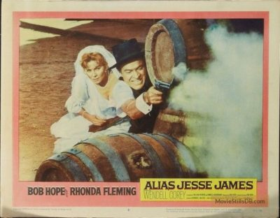 Alias Jesse James - Bob Hope